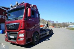 Camion MAN TGX 28.480 polybenne occasion