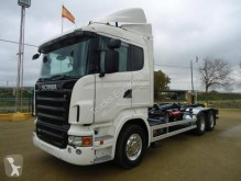 Scania tweedehands haakarmsysteem
