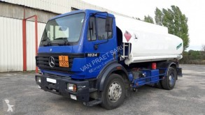 Mercedes 1824 truck used oil/fuel tanker