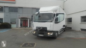 Camion fourgon polyfond occasion Renault Gamme D