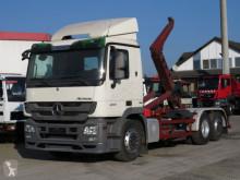 Camion Mercedes Actros 2541 L6x2 Abrollkipper Meiller , nur283TKM multiplu second-hand