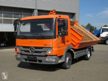 Mercedes Atego 818 K 2-Achs Kipper truck used tipper