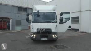 Used plywood box truck Renault Gamme D