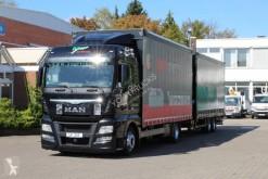 Camion remorque savoyarde MAN TGX MAN TGX 18.440 XLX Retarder/Volumen ZUG!