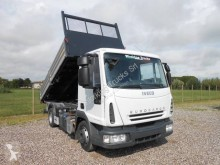 Iveco Eurocargo ML 80 E 22 truck used three-way side tipper