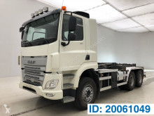 DAF CF 85.410 truck used hook arm system