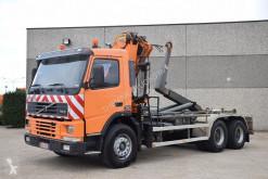 Camión caja abierta usado Volvo FM10 360