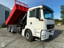 Camion MAN TGS 26.440 benă second-hand