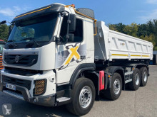 Used two-way side tipper truck Volvo FMX 410