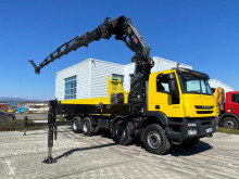 Камион платформа стандартен втора употреба Iveco Trakker AT 410 T 45