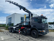 Used hook arm system truck Scania P 360