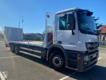 Camion Mercedes Actros 2536 transport utilaje second-hand