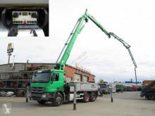 Camion betoniera autopompă de beton Mercedes Actros Schwing S 36 X nur 2424h
