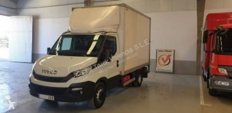 Iveco Daily 70C18 truck used moving box