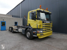 Used hook arm system truck Scania P 94