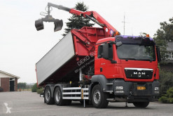 Camion MAN TGS 26.320 tri-benne occasion