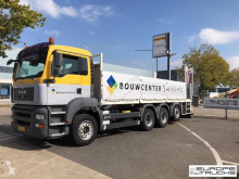 MAN TGA 35.400 truck used flatbed