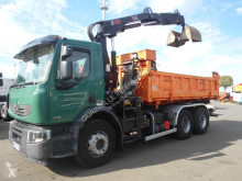 Renault two-way side tipper truck Premium Lander 380.26 DXI