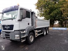 Camion MAN TGS 26.360 benne occasion