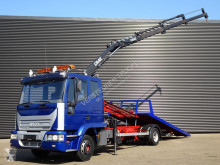 Camion Iveco ML 100 / TOW TRUCK / CRANE / ABSCHLEPP / KRAN / WINCH plateau occasion
