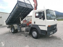 Naveco truck used tipper