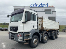 MAN TGS 41.440 8x4 Dautel 3-Seitenkipper AHK Intarde truck used three-way side tipper