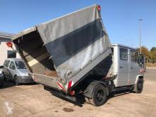 Camion Mercedes Vario 814 D DoKa Kipper PRITSCHE PLANE benne occasion
