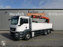 MAN TGS 26.400 6x2LL, PK 21001 L,Lift/Lenk, UVV 3/21 truck used dropside
