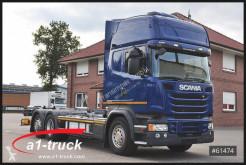 Camion Scania R 450 LB BDF ACC, etade, Navi châssis occasion