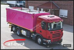 Camion Scania G 480 / 2 Seitenkipper, Kompressor benne occasion