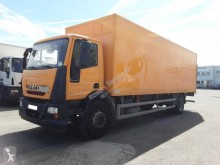 Iveco Eurocargo ML 190 EL 28 truck used plywood box