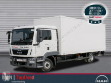 Camion MAN TGL 12.220 4X2 BL AHK, Zusatzheizung, Klimaauto. fourgon occasion