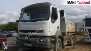 Ciężarówka wywrotka używana Renault Kerax 26.340 BIBENNE