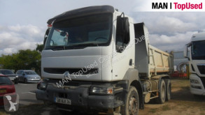 Camion benne occasion Renault Kerax 26.340 BIBENNE