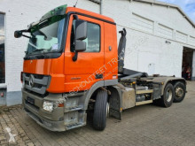 Камион мултилифт с кука Mercedes Actros 2541 L/6x2/4 MP 3 2541/6x2/4 Lenk-Liftachse, VDL Abrollkipper