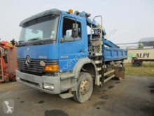Mercedes - 1823 4x4 truck used tipper