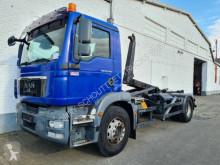 Camião MAN TGM 18.290 4x2 BL 18.290 4x2 BL, Meiller RK 14.55 Abroller poli-basculante usado