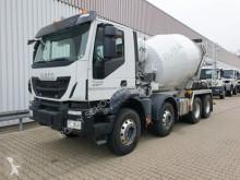 Camion betoniera cu rotor/ Malaxor nou nc Trakker AD340T41B 8x4 Trakker AD340T41B 8x4 Stetter 9m³, EEV!