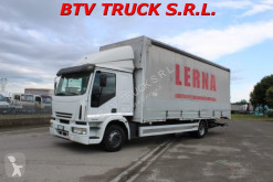 Ciężarówka Iveco Eurocargo EUROCARGO 140 E 24 MOTRICE CENT. 2 ASSI COMPL 140 firanka używana