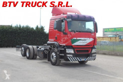 Camion MAN TGS TGS 26 400 MOTRICE 3 ASSI A TELAIO châssis occasion