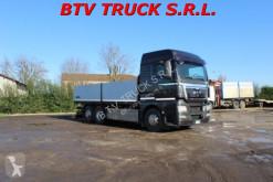 Camion platformă si obloane MAN TGX TGX 480 CASSONE FISSO