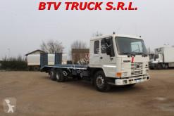 Camion Volvo FL FL 10 CARRELLONE MOTR. 3 ASSI DOPPIA RAMPA IDRAULI usato