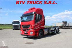Camion Iveco Stralis STRALIS 500 MOTRICE TELAIO PORTACONTAINER EURO 6 transport containere second-hand