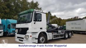 Camión Mercedes 2546 Gergen Haken,Retarder,237TKM,Euro5,To Zust multivolquete usado