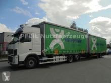 Volvo tarp trailer truck FH13 FH 13-460 Jumbozug 112 m³ 6x2