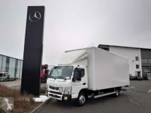 Camion Mitsubishi Fuso Canter 7C15 Koffer + LBW Automatik fourgon occasion