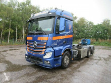 Camion châssis Mercedes 2551 6x2 Fahrgestell Euro 6 Stream Space