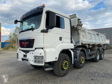 Camion MAN TGS 26.440 bi-benne occasion