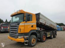Vrachtwagen Scania R500 8x4 Pendel Euro 3 tweedehands kipper