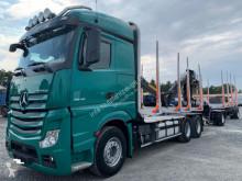 Camión Mercedes 2645 Actros 2645 Euro 6 6x4 Kesla 2109 Exte